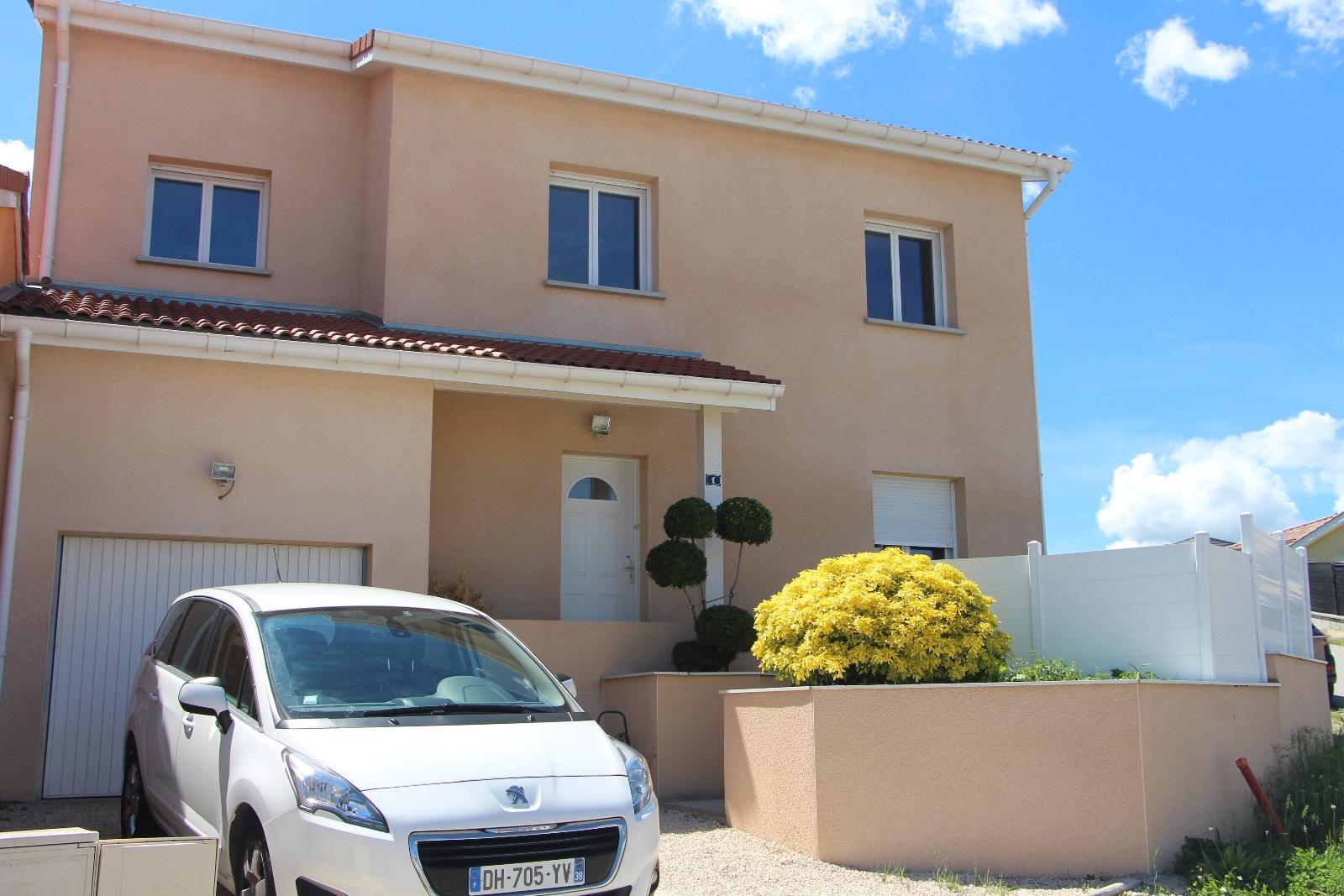 Annonce vente maison l 39 horme 42152 105 m 230 000 for Vente maison l